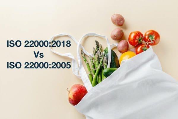 Các phiên bản của ISO 22000